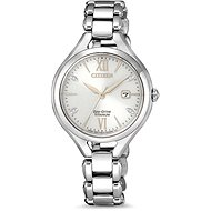 CITIZEN Ladies Super Titanium EW2560-86A - Men's Watch