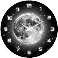 POSTERSHOP VM15A6001 Úplněk měsíce - Nástěnné hodiny
