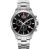 JDM Military Alpha Chrono JDM-WG002-01 (v sadě s kapesním nožem) - Dárková sada hodinek