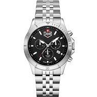 JDM Military Delta Chrono JDM-WG009-01 (v sadě s kapesním nožem) - Dárková sada hodinek