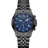 JDM Military Delta Chrono JDM-WG009-04 (In a Set with a Pocket Knife) - Watch Gift Set