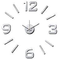 Stardeco Wall Clock Silver HM-10EM001S