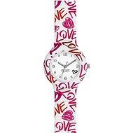 HIP HOP HEART & LOVE HWU0975 - Dámské hodinky