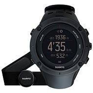 SUUNTO AMBIT3 Peak Black HR - Sports Watch
