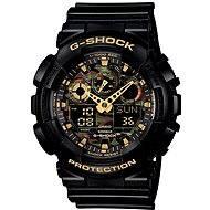 CASIO G-SHOCK GA 100CF-1A9 - Pánské hodinky