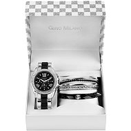 GINO MILANO MWF14-004B - Watch Gift Set