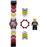 LEGO Watch City Fireman - Dětské hodinky