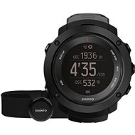 SUUNTO AMBIT3 VERTICAL Black HR - Sporttester