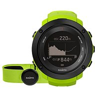 Suunto AMBIT3 VERTICAL Lime HR - Sports Watch