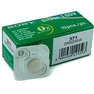 SONY 371 / sr920sw (10 ks) - Knoflíkové baterie