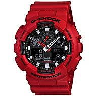 CASIO G-SHOCK GA 100B-4A - Men's Watch