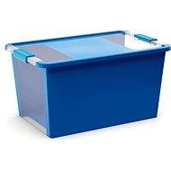 KIS Bi Box L - modrý 40l - Úložný box