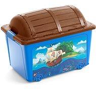KIS W Box Toy Pirate - Úložný box
