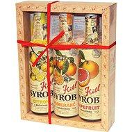Kitl kazeta Citrusy (Grep, Citron, Pomeranč) 3 x 500 - Dárková sada