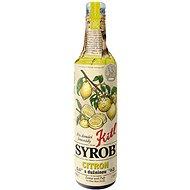 Kitl Syrob Citron s dužninou 500 ml - Příchuť