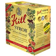Kitl Syrob Citron 5l Bag-in-Box - Syrup