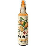 Kitl Syrob Pomeranč s dužninou 500 ml - Příchuť