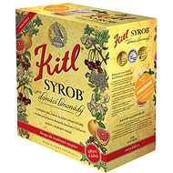 Kitl Syrob Orange 5l Bag-in-Box - Syrup