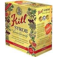 Kitl Syrob Jahodový 5l bag-in-box - Sirup