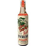 Kitl Syrob Jahodový s dužninou 500 ml - Sirup