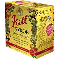 Kitl Syrob Malinový 5l bag-in-box - Sirup