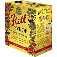Kitl Blackcurrant Syrup, 5l Bag-in-Box - Syrup
