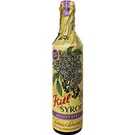 Kitl Elderflower Syrup, 500ml - Syrup