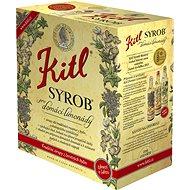 Kitl Syrob Zázvorový 5l bag-in-box - Sirup