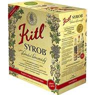 Kitl Syrob Mátový 5l bag-in-box - Sirup