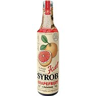 Kitl Grapefruit Syrup with Pulp, 500ml - Syrup