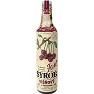 Kitl Syrob Višňový s dužninou 500 ml - Sirup