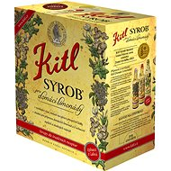 Kitl Syrob Višňový 5l bag-in-box - Sirup
