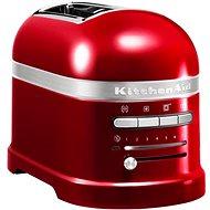 KitchenAid Artisan Toustovač červená metalíza