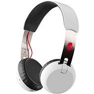 Skullcandy Grind Wireless bílá - Sluchátka s mikrofonem