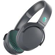 Skullcandy Riff Wireless On-Ear tmavě šedá - Bezdrátová sluchátka
