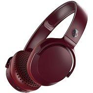 Skullcandy Riff Wireless On-Ear vínová - Bezdrátová sluchátka