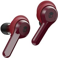 Skullcandy Indy True Wireless In-Ear vínová - Bezdrátová sluchátka