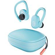 Skullcandy Push Ultra True Wireless In-Ear světle modrá - Bezdrátová sluchátka