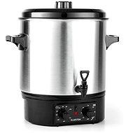 Klarstein Biggie silver - Preserving Boiler
