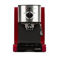 Klarstein Passionata Rossa 15 - Pákový kávovar