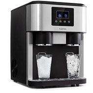 Klarstein Eiszeit Crush stříbrný - Výrobník ledu