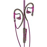 Klipsch Image A5i Sport - magenta - Sluchátka do uší