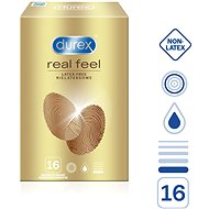 DUREX Real Feel 16pcs - Condoms