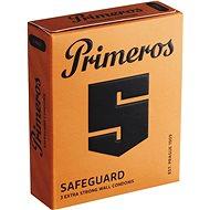 PRIMEROS Safeguard extra silné kondomy, 3 ks - Kondomy