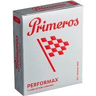 PRIMEROS Performax kondomy pro dlouhotrvající vzrušení, 3 ks - Kondomy