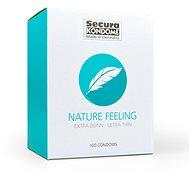 Secura Nature Feeling 100 ks - Kondomy