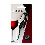 Vývrtka KOALA Vývrtka na víno bílá