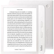 Rakuten Kobo Libra H20 White - Elektronická čtečka knih