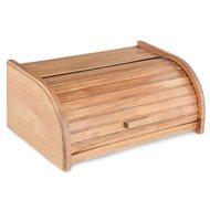 KOLIMAX box na pečivo 42 cm buk, barva dub - Chlebník