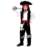 Šaty na karneval - Pirát vel. M - Dětský kostým